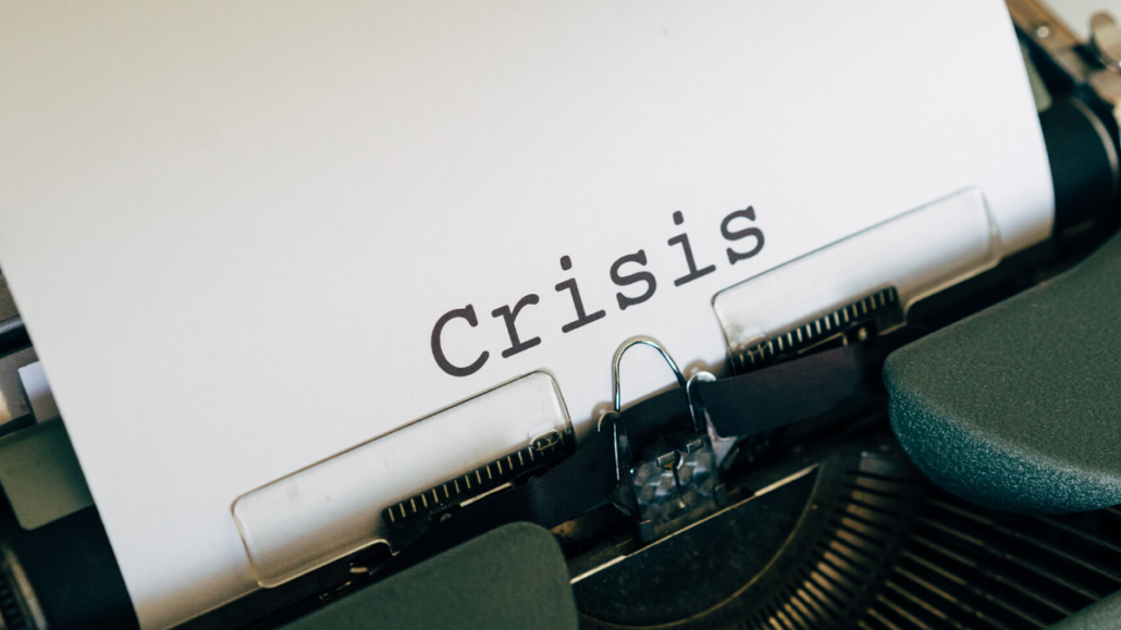 Ondernemen in tijden van crisis